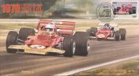1970 LOTUS-COSWORTH 72C & FERRARI 312B HOCKENHEIM F1 cover