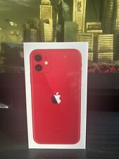 Apple iPhone 11 - 256GB - Red (Sprint) A2111 (CDMA + GSM)