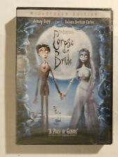 Corpse Bride Dvd ( New )