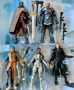 Marvel Legends MCU Thor Ragnarok Hela Korg Valkyrie Loki Tesseract Bro BAF UPICK