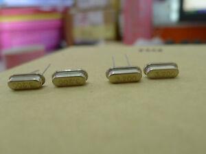 10pcs 3.2MHz / 3.200 MHZ Crystal Oscillator HC-49U