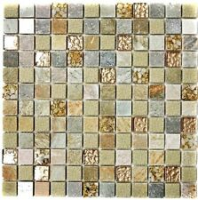 mosaik kunst bisazza verkleidung, goldene boden- & wandfliesen | ebay, Design ideen