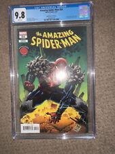 Amazing Spiderman Volume 5 #54 CGC 9.8 Knullified variant Mark Bagley