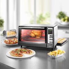 Beem Cucinetta INFRAROSSI Multi-funzione Mini forno acciaio INOX 1300W 5
