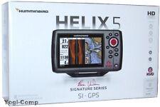 Humminbird Helix 5 SI GPS KVD Kevin Van Dam Signature Series Fishfinder