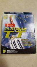 Spark Plug - Platinum TT DENSO PK20TT (Pack of 4)