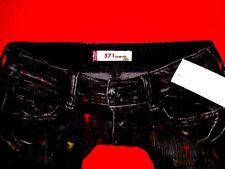 LEVIS 571 SLIM FIT SKINNY JEANS Levi's DESIGNER RÖHRENJEANS W26 L32 NEU TOP!
