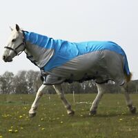 Gallop Limited Edition Horse or Pony Turnout Fly Midge Rug added UV Protection