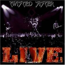 Twisted Sister - Live at Hammersmith Dcd #G28009