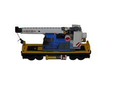 Lego RC Eisenbahn TRAIN 60198 Kranwaggon Kran CITY WAGON Waggon