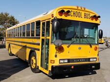 2007 BLUE BIRD SCHOOLBBUS - CALIFORNIA SCHOOL BUS
