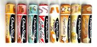 Chapstick Limited Edition 2018 Holiday 8 pc Flavored w/ Exclusive Vanilla Latte