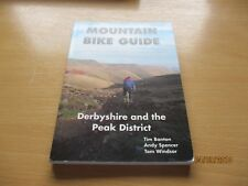 MOUTAIN BIKE GUIDE ,(Derbyshire & Peak Ditrict )   ONE OWNER