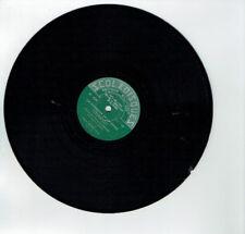 78T 25cm Christiane GAUDEL Disque Phono NOËL PETITS RAMONEURS - SCOLADISQUE 3109