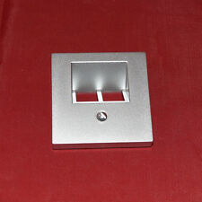 Merten Zentralplatte alu für UAE-Einsatz 298060 Merten SYSTEM-M  neu (A10)