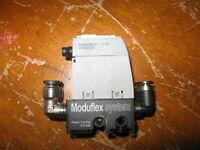 Parker ModuFlex system Pneumatic Valve P2M 24 vdc Pmax 120psi / 8.3 bar