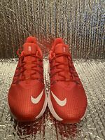Nike Quest Women's Running Training Shoes Ember Glow Red AA7412-800 Size 6.5