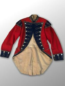 1870s Conneticut Militia Uniform