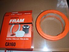 FRAM CA160 Air Filter 1957-1979 Plymouth 273 318 V8 2bbl carb replaces 1739547