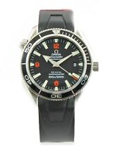 OMEGA SEAMASTER PLANET OCEAN 2901.51 AUTOMATIC CO-AXIAL BLACK RUBBER MENS WATCH
