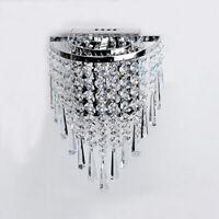 Moderne Kristall Wandlampe Exquisite Innen Beleuchtung ohne Schalter / Glühbirne