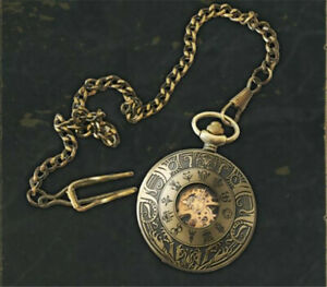Cthulhu Mythos The Shadow Out of Time Pocket Watch Prop Accessories Collect Gift