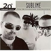 Sublime - 20th Century Masters ( Millennium Collection) (The Best of CD 2002)