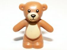LEGO® Minifig Light Brown Teddy Bear - Boy/girl Friends Minifigure