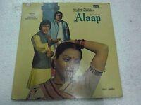 ALAAP JAIDEV 1977  RARE LP RECORD OST orig BOLLYWOOD VINYL hindi India EX