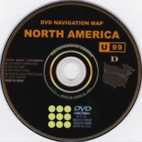 NEW 2009 2010 2011 2012 Toyota Venza Nav 2018 Map Update DVD Gen 6 VER 17.1 u99