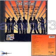 STAR INSIEME RARO CD-POOH ENRICO RUGGERI GIANNI MORANDI
