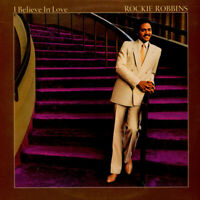 Rockie Robbins - I Believe In Love (Vinyl LP - 1981 - US - Original)