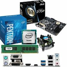 INTEL Pentium G4400 3.3Ghz & ASUS Z170-P & 4GB DDR4 2133 CRUCIAL Bundle