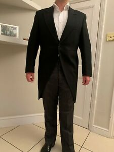 MORNING SUIT / TAILS - WEDDING OUTFIT -  BESPOKE LONDON TALIOR - rrp £5500
