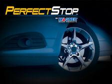 Disc Brake Pad Set-Ceramic Disc Brake Pad Rear,Front Perfect Stop Ceramic PC1411