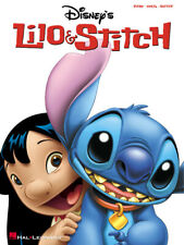 Disney's Lilo And Stitch Piano Vocal and Guitar Learn to Play MUSIC BOOK