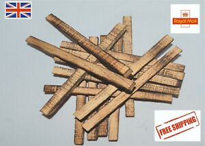 12x Oak Sticks for Aging Whiskey,Oak Chunks,Medium Toast