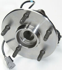 Wheel Bearing & Hub Assembly fits 2000-2001 Dodge Ram 1500  MOOG HUB ASSEMBLIES