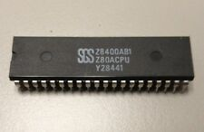 SGS Z8400AB1  Z80A RARE NEW OLD STOCK Z8400A