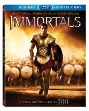 Immortals [Blu-ray] NEW!