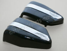 Black Motorcycle Battery Covers Two Sides Fairing For Honda Rebel CA250 CMX250
