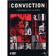 Conviction l'intégrale de la série par Dick Wolf Neuf