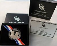 2013 S Proof 5 Star Generals Half Dollar US Mint 50c Coin with Box and COA