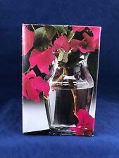 Mikasa Plaza Crystal Mini Vase Fluted Scalloped Edge Flower Floral Bud Vase