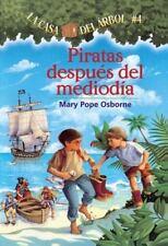Piratas Al Mediodia (Pirates Past Noon) (Turtleback School & Library-ExLibrary