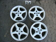 4 orig. Alufelgen für Ford RS 5052074  H93SX10076A  6Jx15 ET33, KBA 42714 (34)