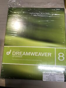 Macromedia Dreamweaver 8 UPGRADE for Win/Mac (Old Version)