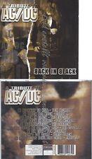 CD--VA-BACK IN BLACK--BACK IN BLACK--A TRIBUTE TO AC DC    IMPORT