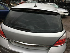 VAUXHALL ASTRA  H  SRI TAILGATE SILVER Z157 5 DOOR HATCHBACK WITH SRI SPOILER