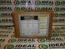 JOHNSON WAX COMPLETE FLOOR FINISH 04651 NEW IN BOX!